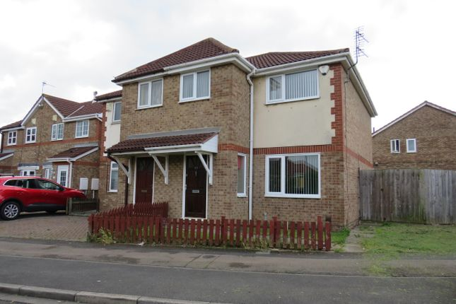 Thumbnail Semi-detached house to rent in Glentworth Avenue, Middlesbrough