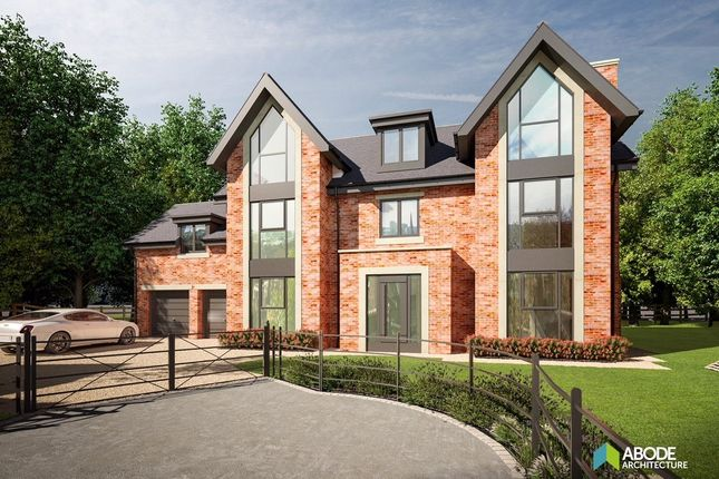 Thumbnail Detached house for sale in Plot Three, Ferneyfield Development, Hunt Lane, Chadderton
