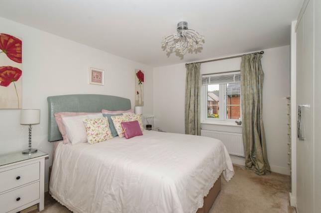 Master Bedroom of Boonton Meadows Way, Queniborough, Leicester, Leicestershire LE7