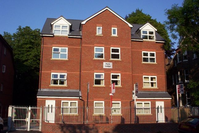 Thumbnail Flat for sale in Park Lodge, Whalley Range
