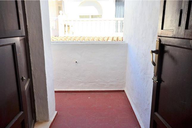 Door To Terrace Area