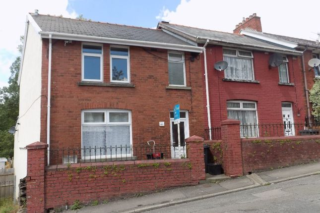Thumbnail Terraced house for sale in Penybont Road, Cwmtillery, Abertillery