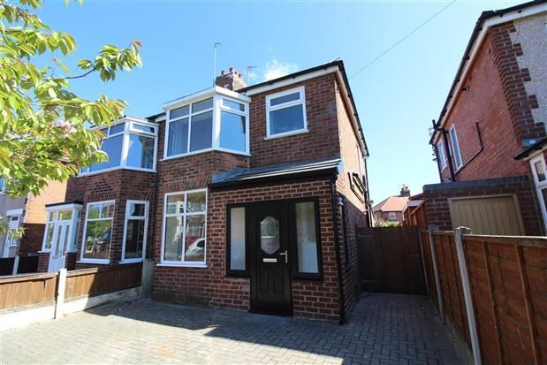 Thumbnail Property to rent in Greenheys Avenue, Poulton-Le-Fylde