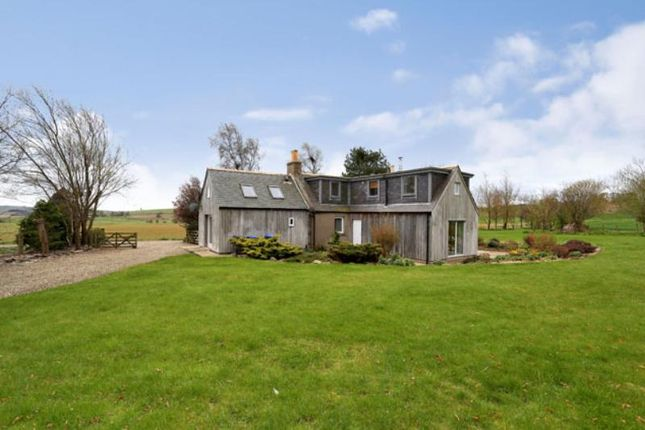 Thumbnail Detached house to rent in Daviot, Inverurie