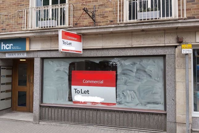 Thumbnail Retail premises to let in Broad Street, Hereford, Herefordshire