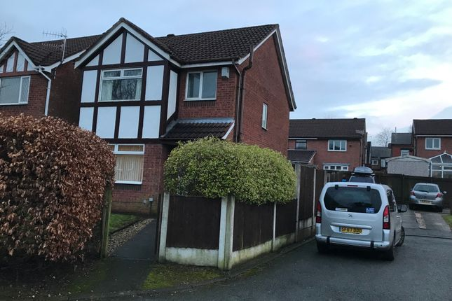 Thumbnail Detached house to rent in Roe Lane, Oldham