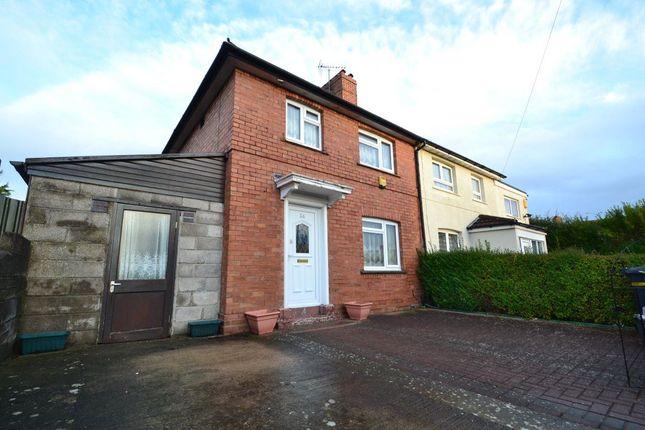 Thumbnail Property to rent in Trowbridge Road, Southmead, Bristol