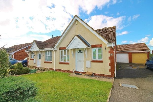 Thumbnail Bungalow to rent in Badger Rise, Portishead, Bristol