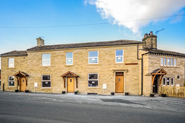 Thumbnail 5 bed cottage for sale in Moor Bottom Road, Illingworth, Halifax
