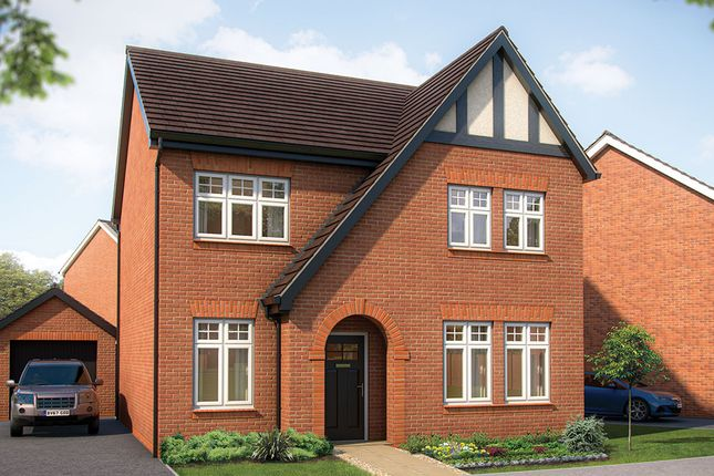 """Thumbnail Property for sale in """"The Aspen"""" at The Dovecote, Warwick"""
