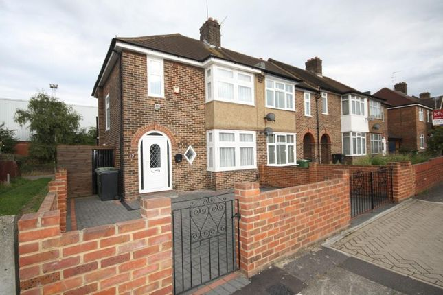 Thumbnail Semi-detached house to rent in South Park Crescent, London