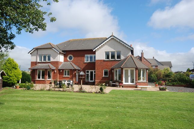 Thumbnail Detached house for sale in The Crescent, Barrow-In-Furness