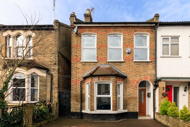 Thumbnail Semi-detached house for sale in Stanley Road, South Woodford