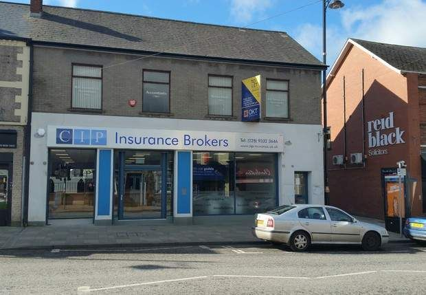 Thumbnail Office to let in Main Street, Ballyclare, County Antrim
