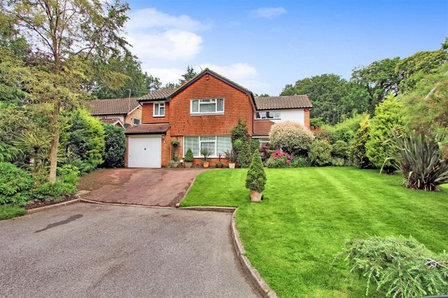 Thumbnail Detached house for sale in Forest Close, Pyrford, Woking