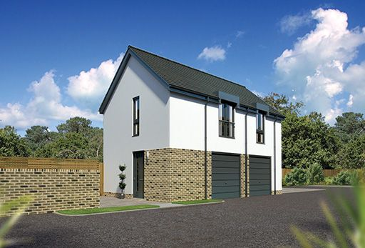 "Thumbnail Flat for sale in ""Wentwood"" at Kingswells, Aberdeen"