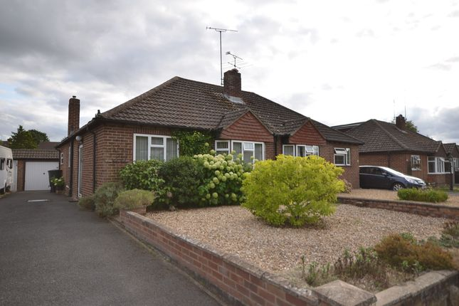 Thumbnail Semi-detached bungalow for sale in Linkway, Fleet, Hampshire