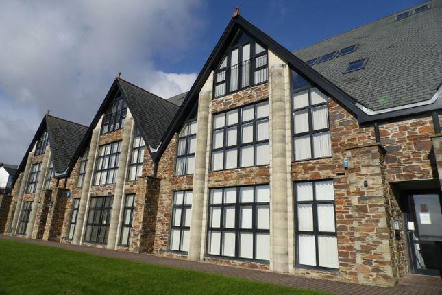 Thumbnail Flat to rent in Pochin Drive, St Austell, Cornwall