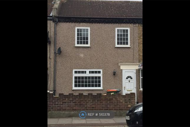 Thumbnail Terraced house to rent in Wellington Road, London