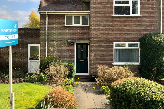 Thumbnail Semi-detached house to rent in Minden Way, Winchester