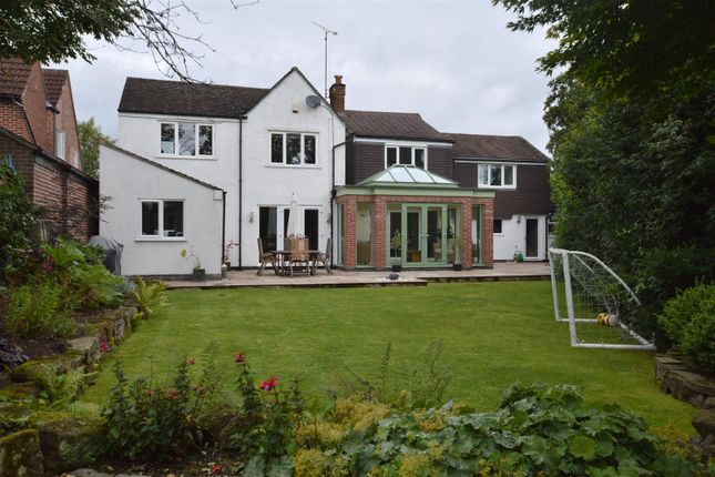 Thumbnail Detached house for sale in Wirksworth Road, Duffield, Belper