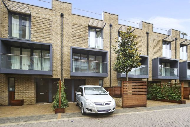Thumbnail Terraced house to rent in Bromyard Avenue, Acton, London