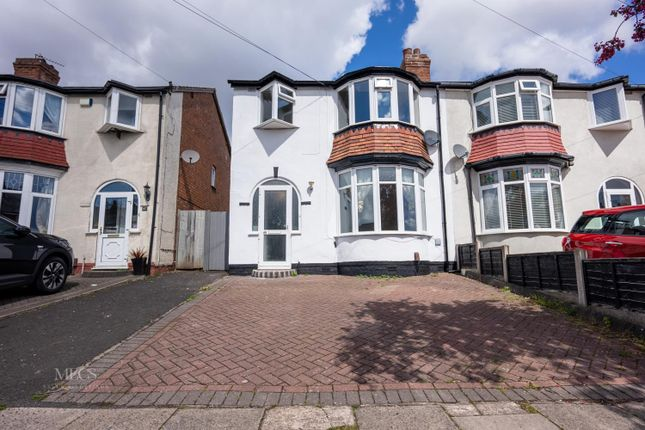 Thumbnail Semi-detached house to rent in Norman Avenue, Harborne, Birmingham