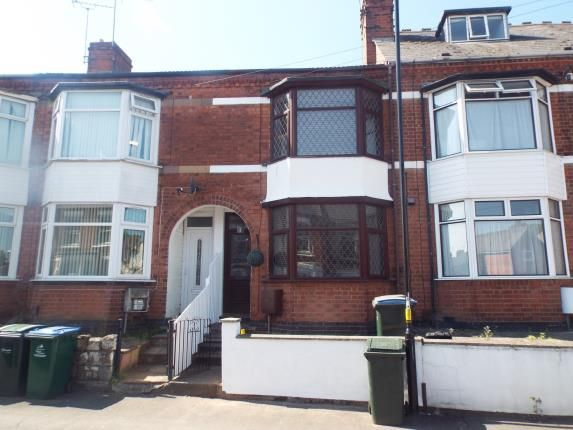 Thumbnail Terraced house for sale in Kingsland Avenue, Coventry, West Midlands