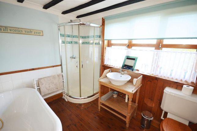 Bathroom of School Road, Lessingham, Norwich NR12