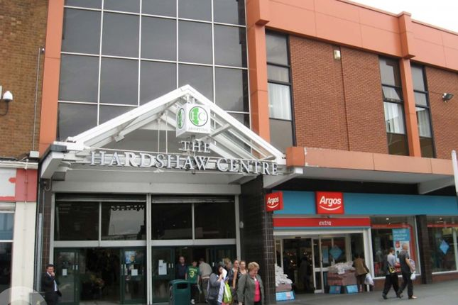 Retail premises to let in The Hardshaw Centre, St Helens