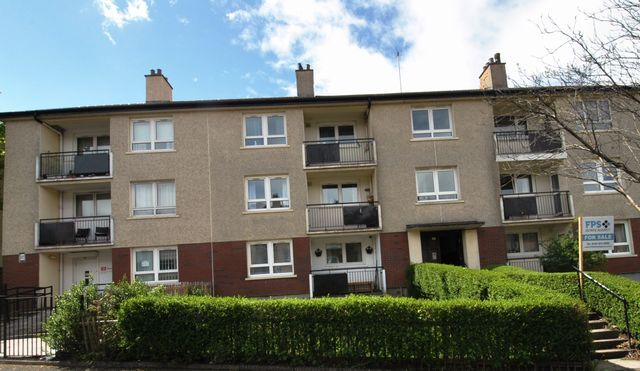 Thumbnail Flat to rent in Knapdale Street, Maryhill, Glasgow, Lanarkshire
