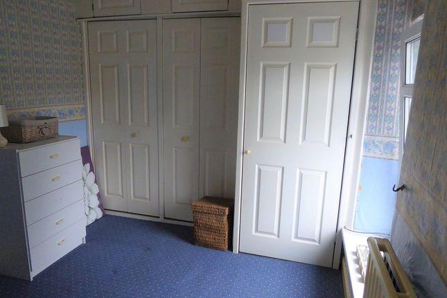 Bedroom 2 of West Street, Aberkenfig, Bridgend, Bridgend County. CF32