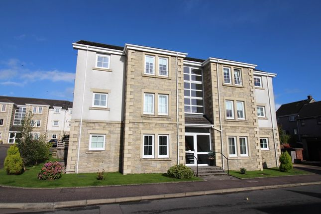 Thumbnail Flat to rent in 27 Falkirk Road, Larbert
