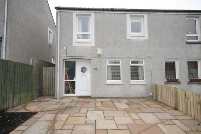 Thumbnail Semi-detached house to rent in Bughtlin Park, East Craigs, Edinburgh