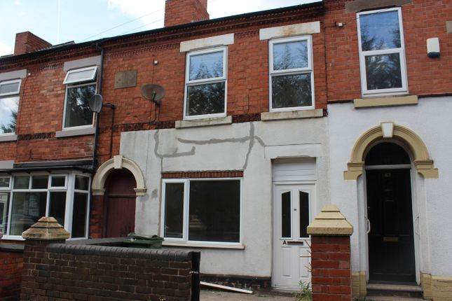 Thumbnail Terraced house for sale in Station Road, Langley Mill