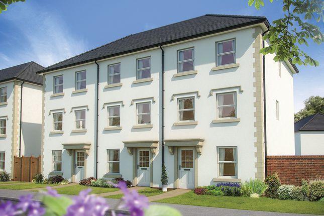 "3 bed terraced house for sale in ""The Poplar 2"" at Callington Road, Tavistock PL19"