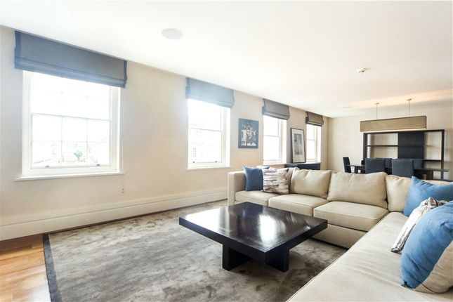 Thumbnail Flat to rent in Milner Street, Chelsea, London