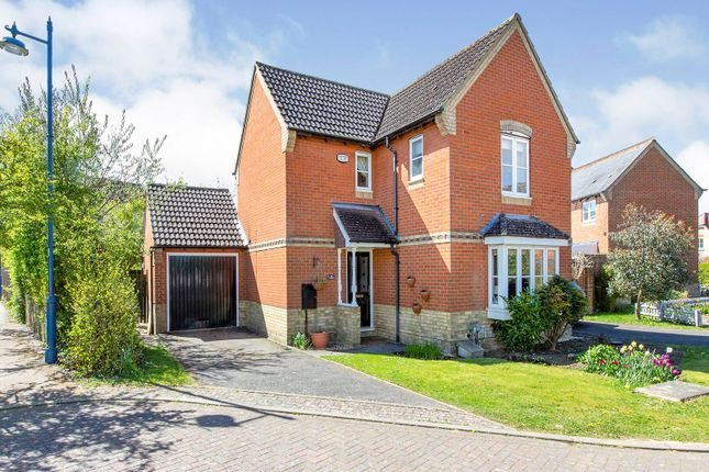 Thumbnail Detached house for sale in Maple Close, Great Cambourne, Cambridge