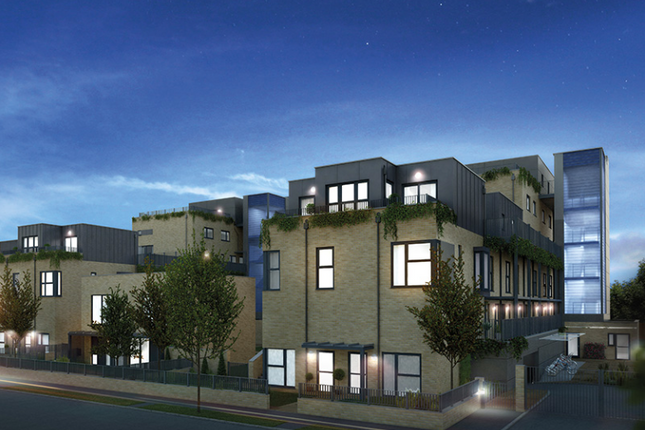Thumbnail Flat for sale in Grand Central, Cambridge, Cambridgeshire