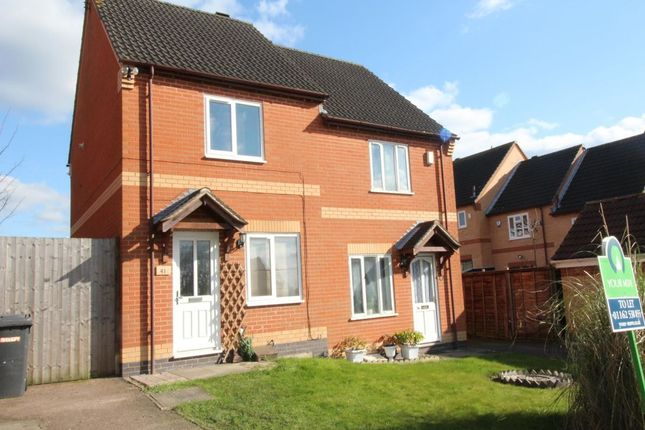 Thumbnail Property to rent in Woodborough Road, Leicester