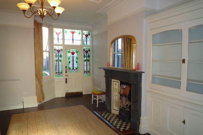 Thumbnail Terraced house to rent in Stubbington Avenue, Portsmouth