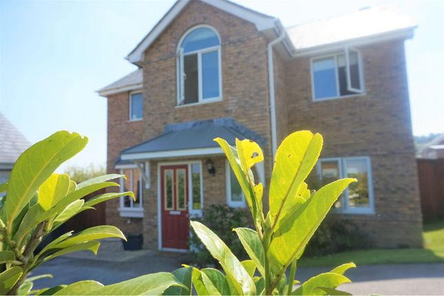 Thumbnail Detached house for sale in Yr Aber, Holywell