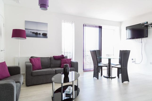 Thumbnail Flat to rent in Spring Drive, Cambridge