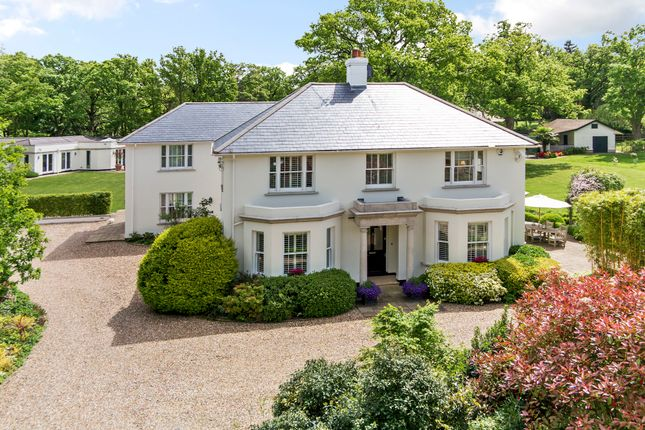 6 bed detached house for sale in Pachesham Park, Leatherhead