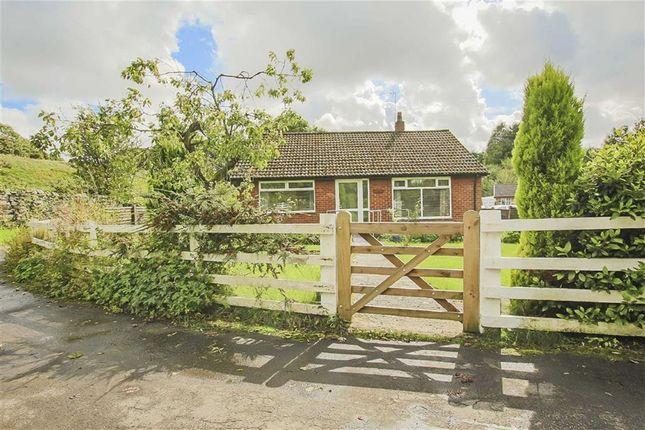 Thumbnail Detached bungalow for sale in Crosse Hall Lane, Chorley, Lancashire