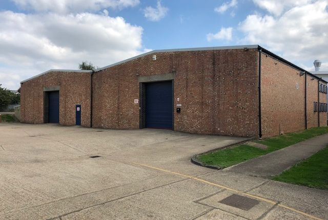 Thumbnail Warehouse for sale in Bilton Road, Cadwell Lane, Hitchin