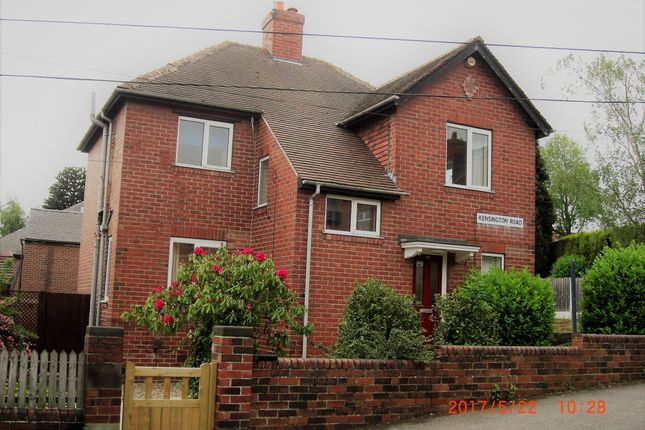 Thumbnail Detached house to rent in Kensington Road, Barnsley