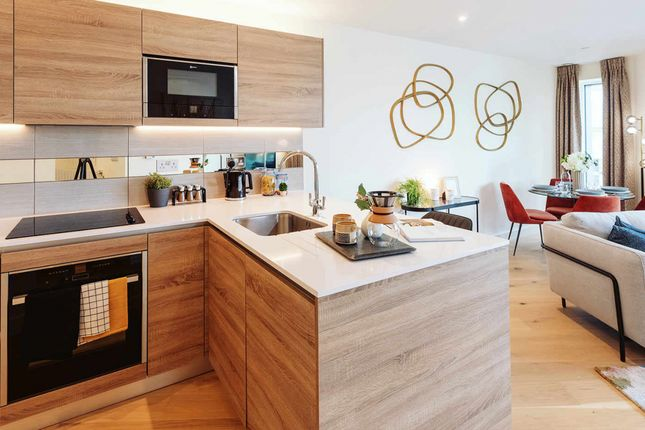 Thumbnail Flat for sale in Royal Arsenal Riverside, Woolwich