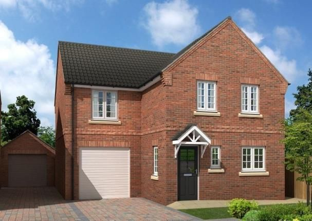 Thumbnail Detached house for sale in Unwin Road, Sutton In Ashfield