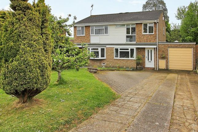 3 bed semi-detached house for sale in Hawarden Close, Crawley Down, West Sussex